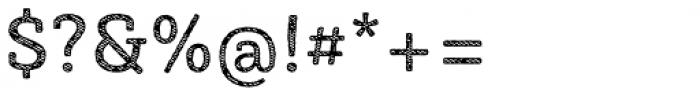 Sybilla Stroke Pro Regular Font OTHER CHARS