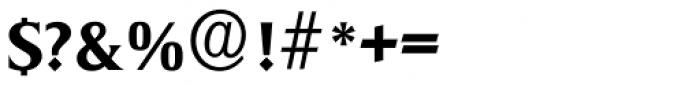 Sydney Serial Medium Font OTHER CHARS