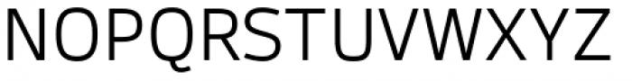 Syke Light Font UPPERCASE