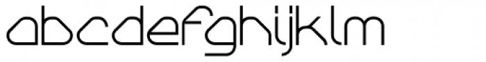 Sylar Font LOWERCASE