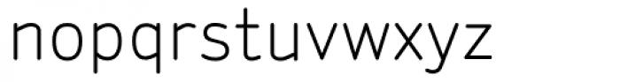 Sylvia Regular Font LOWERCASE
