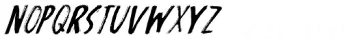 Symbolic Prophecy Italic Font UPPERCASE