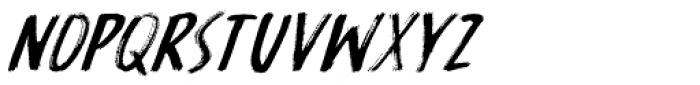 Symbolic Prophecy Italic Font LOWERCASE