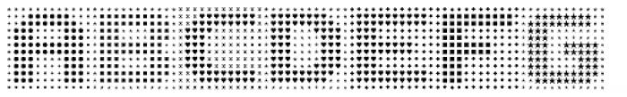 Symcaps Vario X1 Font LOWERCASE