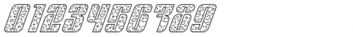 Sympathetic 09 Heart Line Italic Font OTHER CHARS