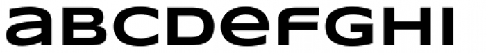 Syncopate Pro Bold Font LOWERCASE