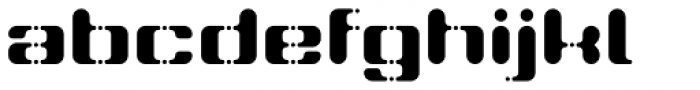 Syndrome BRKPro Font LOWERCASE