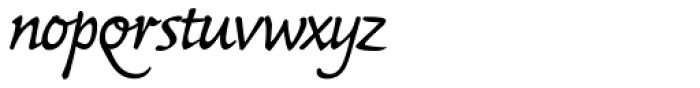 Synthetica Bold Font LOWERCASE