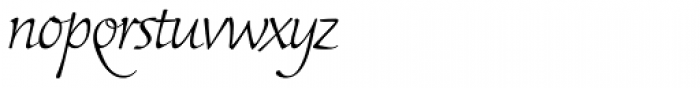 Synthetica Regular Font LOWERCASE