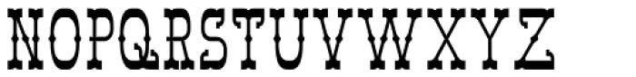 Syondola Font LOWERCASE