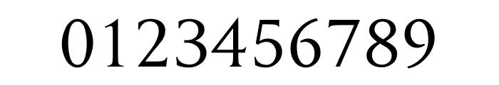 Symphony Display Regular Font OTHER CHARS