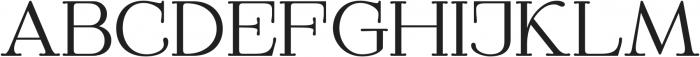 TANCLEMENTINE-Bold otf (700) Font UPPERCASE