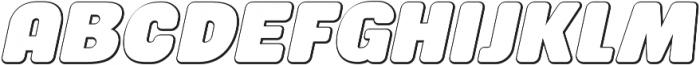 Tabardo Bevel otf (400) Font UPPERCASE
