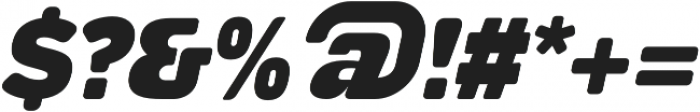 Tabardo Italic otf (400) Font OTHER CHARS