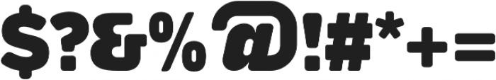 Tabardo Regular otf (400) Font OTHER CHARS