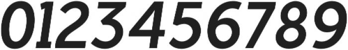 Tabarra Pro Bold Italic otf (700) Font OTHER CHARS