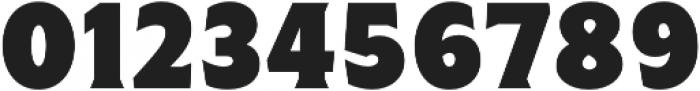 Taberna Serif Black otf (900) Font OTHER CHARS