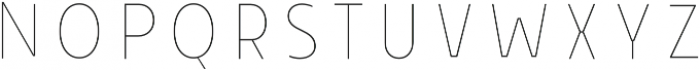 Taberna Serif Regular In L otf (400) Font LOWERCASE