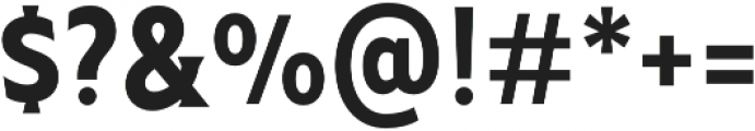 Taberna Serif otf (400) Font OTHER CHARS