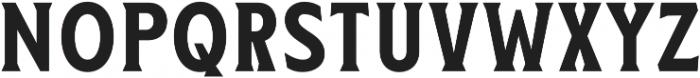 Taberna Serif otf (400) Font UPPERCASE
