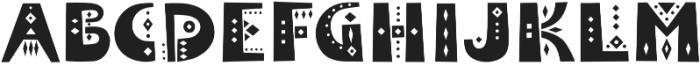 Tabu Font  Decorative otf (400) Font UPPERCASE