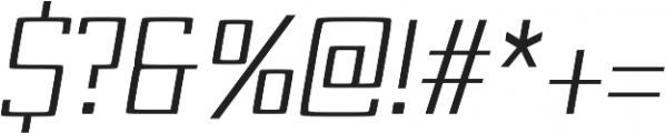 Tadpole regular otf (400) Font OTHER CHARS