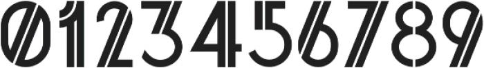 Tagus Regular otf (400) Font OTHER CHARS