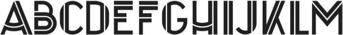 Tagus Regular otf (400) Font LOWERCASE