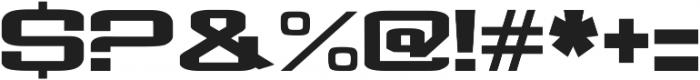 Tajam otf (400) Font OTHER CHARS