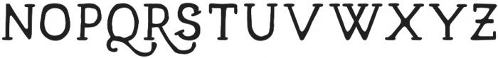 Talisman otf (400) Font UPPERCASE