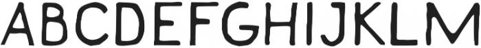 Talisman otf (400) Font LOWERCASE