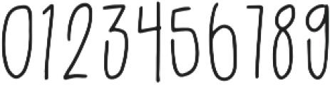 Tall Boy Regular otf (400) Font OTHER CHARS