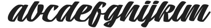 Tall Casat Bold otf (700) Font LOWERCASE