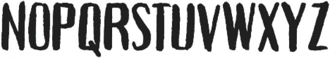 Tallow Sans TC Brush otf (400) Font UPPERCASE