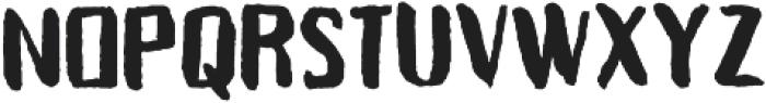 Tallow Sans TC Brush otf (400) Font LOWERCASE