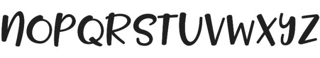 Tallsy Smalls Script otf (400) Font UPPERCASE
