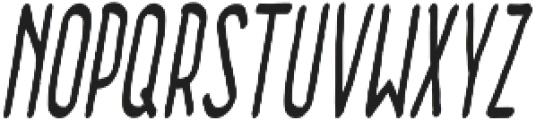 Tangerine Light Italic otf (300) Font LOWERCASE
