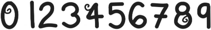 Tangerine ttf (400) Font OTHER CHARS