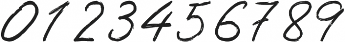Tangier Script otf (400) Font OTHER CHARS