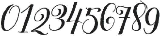Tansy otf (400) Font OTHER CHARS