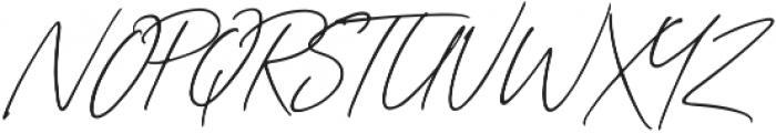 Tantinotes otf (400) Font UPPERCASE