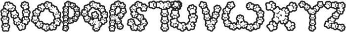 Tapak Kirix otf (400) Font UPPERCASE