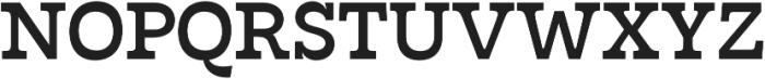 Tarif Medium otf (500) Font UPPERCASE