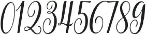Tarnese otf (400) Font OTHER CHARS