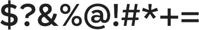 Taro SemiBold otf (600) Font OTHER CHARS