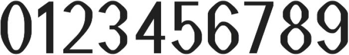 Taste regular otf (400) Font OTHER CHARS