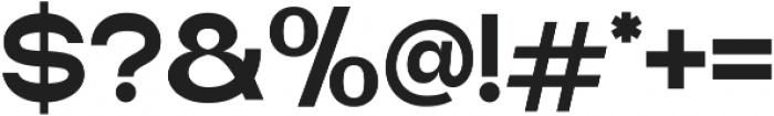 Tatlin� ttf (400) Font OTHER CHARS