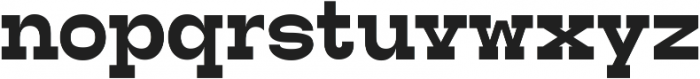 Tatlin� ttf (400) Font LOWERCASE