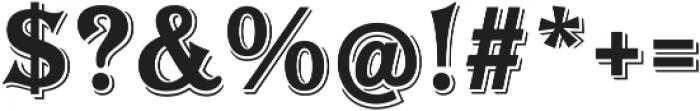 Tavern Alt Bold otf (700) Font OTHER CHARS