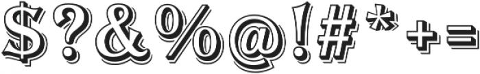 Tavern Alt Open L Regular otf (400) Font OTHER CHARS